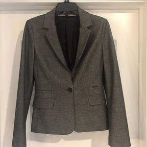 Express Grey Jacket 8